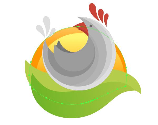 tutorial-membuat-pictorial-mark-logo-flat-chicken-di-adobe-illustrator 19